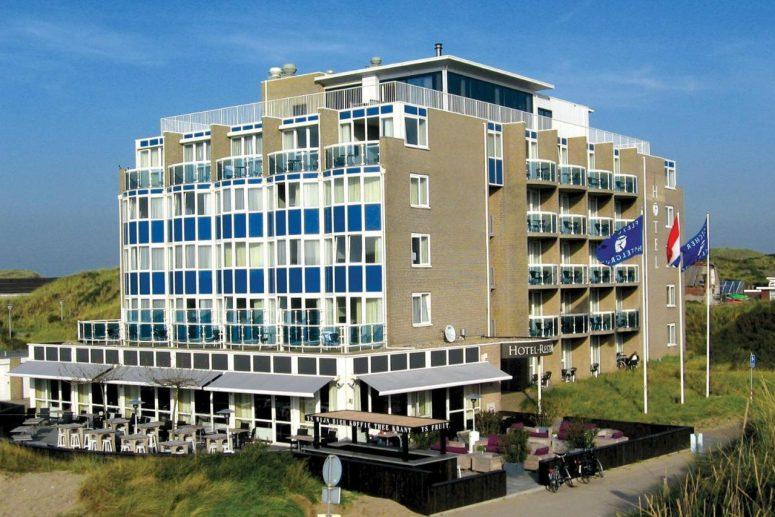 Fletcher hotel aanbieding aan zee in Wijk aan zee