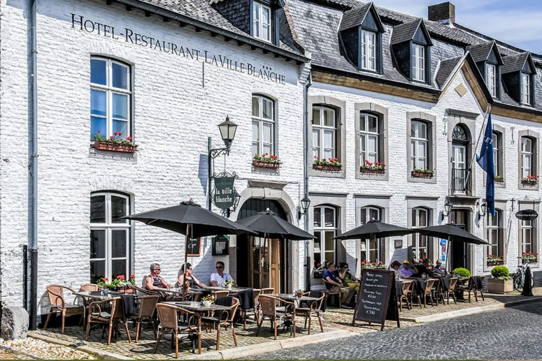 Fletcher hotel aanbieding La Ville Blanche Thorn Limburg