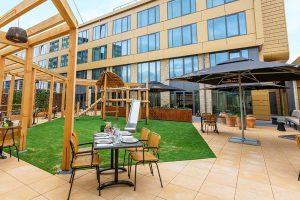 Fletcher hotel aanbieding overnachting WILDLANDS Adventure Zoo