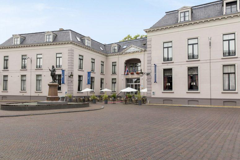 Fletcher hotel aanbieding Stadhouderlijk Hof Leeuwarden