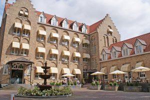 Fletcher hotel aanbieding Zeeland in Sluis