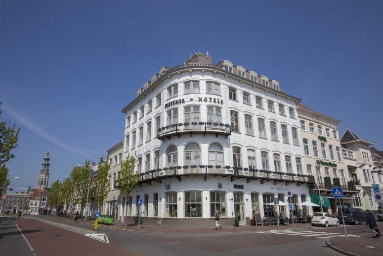 Fletcher hotel aanbieding in Middelburg