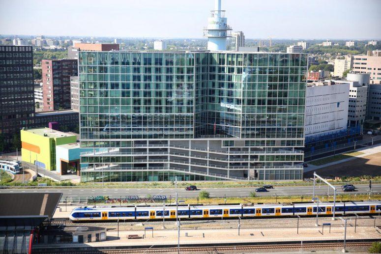 Hotelovernachtingen 3=2 aanbieding bij Van der Valk Amsterdam Zuidas