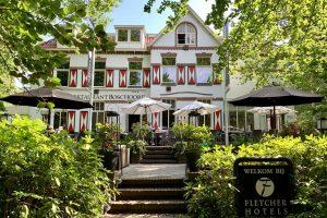Midden in de uitgestrekte bossen van Brabant overnachten in hotel Boschoord