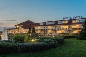 Van der Valk Wildlands hotel overnachting
