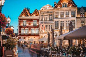 Last minute weekendje weg in Bergen op Zoom bij Grand Hotel De Draak