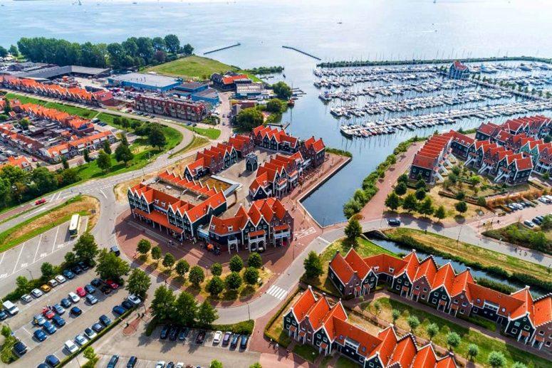 Last minute weekendje weg Volendam bij het Marinapark